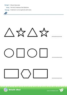 FREE AB Pattern/ 1 2 Pattern worksheet preschool