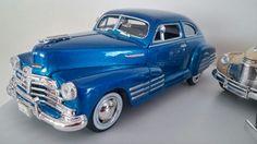 1948 Chevrolet Aerosedan Fleetline