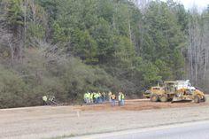 I-20 sinkhole repair.