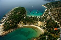 Thasos Island, Greece