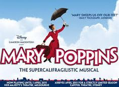 Image result for mary poppins movie poster
