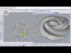 Making a Channel Set Eternity Ring Using Rhinocerous 3D - Holts Academy of Jewellery - YouTube