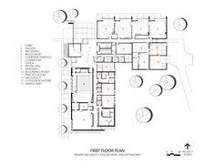 Galeria de Centro de Música e Artes da Faculdade de Wenatchee Valley / Integrus…