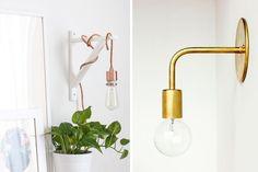 ¿Quieres estar a la última en decoración? Te mostramos las nuevas tendencias en iluminación con apliques de pared de estilo industrial y contemporáneo.