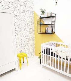 Cute Baby Boy Nursery Ideas for Small Rooms
