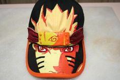 so i wanted a naruto hat and looked online and couldnt find anything i was overly impressed with so i decided to make my own. bought a black hat, hand painted the image on using a textile medium so i could wash it and polymer clay for the headband to give a more 3d look. thinking about making a couple more (different designs) and selling them, what do you think?  P.S. Oh and by the way I dont own naruto or the image displayed on hat.