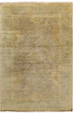 $5 Off when you share! Surya Hillcrest HIL9015 Beige Rug #RugsUSA