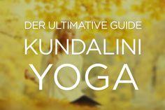"""Entdecke die Basics und vieles mehr über Kundalini Yoga. Wie entfalte ich meine Kundalini Energie? Der perfekte Guide zum """"Yoga des Bewusstseins""""."""
