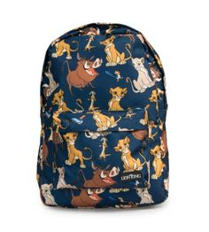 Here at Disney Style, we love a good backpack. Even when we were little kids, we loved the back-to-school trip where we would get to pick out what Disney backpack would accompany us to school everyday.