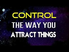 Abraham Hicks 2018 - How To Control The Way You Attract Things Into Your Life - YouTube