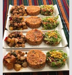 the possible content of the image: 1 person, food Cafe Food, Food Menu, Food Decoration, Food Platters, Turkish Recipes, Dinner Dishes, Food Presentation, Food Design, Food Plating