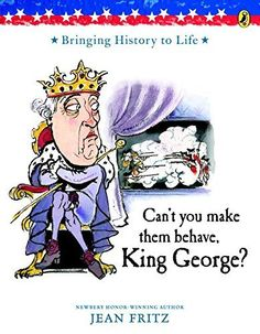 Can't You Make Them Behave, King George?, http://www.amazon.com/dp/0698114027/ref=cm_sw_r_pi_awdm_NBhQwb16G6ZCB
