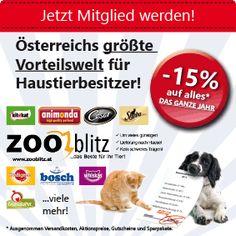 Österreichs größte Vorteilswelt für Haustierbesitzer Blog, Animales, Blogging