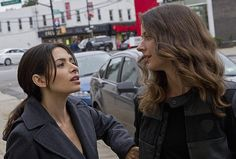PERSON OF INTEREST - Root and Shaw