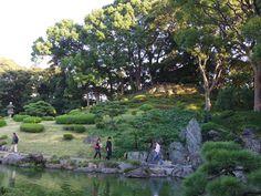 Kiyosumi Teien 清澄庭園