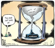 Cartoon by Tom Toles
