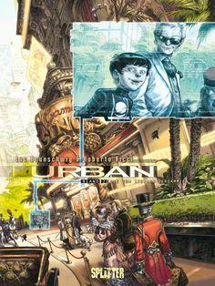 Comic-Review: Urban 02: Die zum Sterben Verdammten