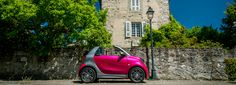 quirky and quiet smart fortwo cabrio electric drive zips through geneva