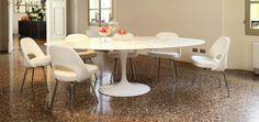 Knoll Saarinen Dining Table by Eero Saarinen
