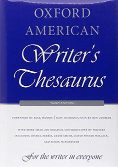 Oxford American Writer's Thesaurus by David Auburn https://www.amazon.com/dp/0199829926/ref=cm_sw_r_pi_dp_YLpGxbNMQY3M1