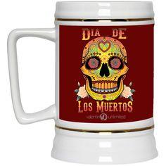 Dia De Los Muertos - 22217 Stein 22oz.