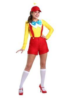 This is a #Womens #TweedleDee / Dum #Costume