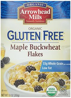 Arrowhead Mills Maple Buckwheat Flakes 12 oz * You can get additional details at the image link. Note: It's an affiliate link to Amazon.