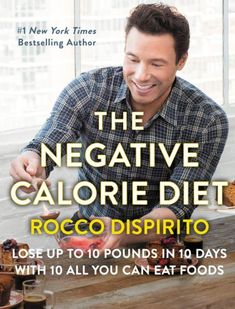 Food list for The Negative Calorie Diet by Rocco DiSpirito. Eat 10 foods that are negative calorie and can help your body burn fat and lose weight. Cleanse 4 meals a day including 3 smoothies and 1 meal (soup or salad every other day) Quick Weight Loss Tips, Weight Loss Help, Weight Loss Diet Plan, Losing Weight Tips, Weight Loss Program, Healthy Weight Loss, How To Lose Weight Fast, Lose Fat, Loose Weight