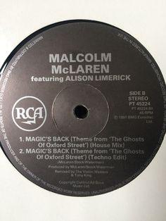 Malcolm McLaren - Magics Back
