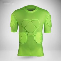 ee74491ba Sports Safety Protection Thicken Gear Rugby Soccer Goalkeeper Jerseys Knee  Pads Outdoor Tops. Goalkeeper TrainingSoccer RefereeFootball ...