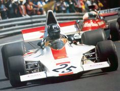 1973 Montjuich Embassy Hill Racing Shadow DN1 Graham Hill