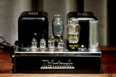 """Mckintosh - Pure Vintage High End Analog Tube Sound"" !...  http://about.me/Samissomar"