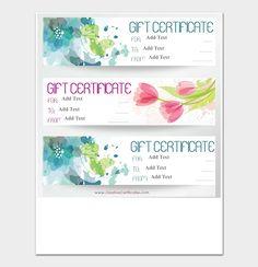 Elegant Gift Certificate Sample  #giftcertificate #freegiftcertificatetemplates #printablegiftcertificate #blankgiftcertificates #editablegiftcertificatetemplate