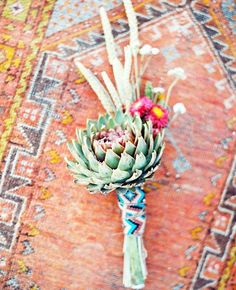 16 Boho Desert Wedding Ideas for the Most Gorgeous Nuptials EVER via Brit   Co