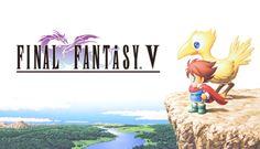 Final Fantasy V esce su Steam il 24 settembre