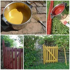 How To Make Outdoor Natural Paint That Lasts For Years