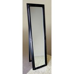 If you are looking for a way to improve the interior of your home and want to make a practical investment, this stylish Rocco Cheval Floral Black Frame Freestanding Mirrors, Full Length Mirror Wall, Overmantle Mirror, Leaner Mirror, Cheval Mirror, Fairmont Park, Furniture Catalog, Mirrored Furniture, Mirrors Wayfair