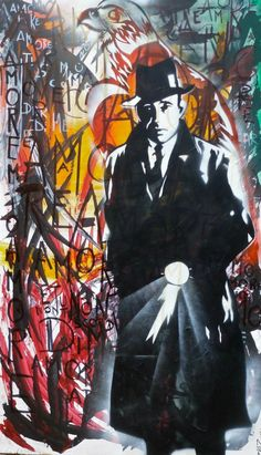 + info: THE MALTESE FALCON gallery http://www.streetartcinema.com/#!themaltesefalcon/cvxo   #streetartcinema #streetart #cinema #MalteseFalcon #NiceArt #Etampes