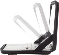 """13"""" Hard Sleeve Case Cover Bag MacBook Pro 13.3 Laptop Slim Fit Acer ASUS Black"""