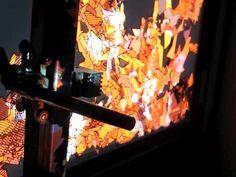 Daniel Berio. Programmeur en designer uit Florence. MA ArtScience, Koninklijke Academie van Beeldende Kunsten, Den Haag en Koninklijk Conservatorium. Programmeur voor VJ software bij Resolume. Ontwikkeling ColorMotor multimedia framework: een 3D engine in C++ om audio reactive software te ontwikkelen. www.enist.org hot100 2013, academi van, den haag, beeldend kunsten