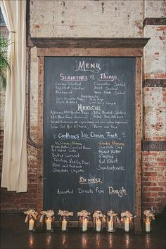 Love a food truck wedding!  Laura + Aaron at The Green Building, Brooklyn, NY.  Photos by Matt of Our Labor of Love.