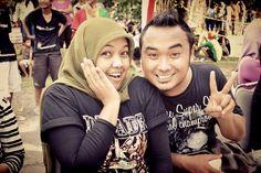 With yantie
