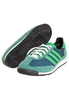 Tênis adidas originals Sl72 Verde - Compre Agora | Dafiti Sports