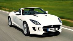 classic drive topped off with a techy, touchscreen flourish, this Jaguar F-Type is the most desirable sports car this side of six figures