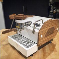 La Marzocco GS/3 | Talk Coffee