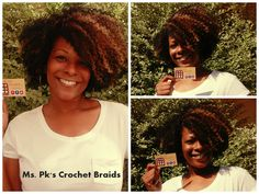 Crochet Hair Jackson Ms : ... Crochet Braids on Pinterest Crochet Braids, Crotchet Braids and