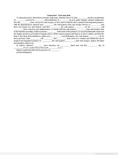 Free Printable Contract For Deed Sample Printable Notice Of Unsatisfactory Conditions Upon Inspection .