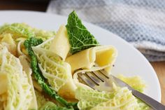 Who knew cabbage could taste so good? This comforting cabbage and noodle dish will make sceptics think twice.