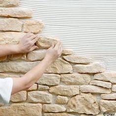 Relooker ses murs avec des plaques de parement