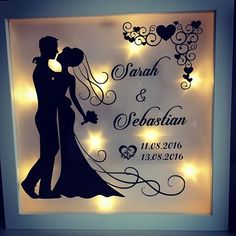 #leuchtrahmen #handmade #becreative #tantehase #nachtlicht #ledrahmen #personalisiertegeschenke #geschenkezurhochzeit #hochzeit #hochzeitsgeschenk #wedding #love Www.facebook.com/tantehasehandmade